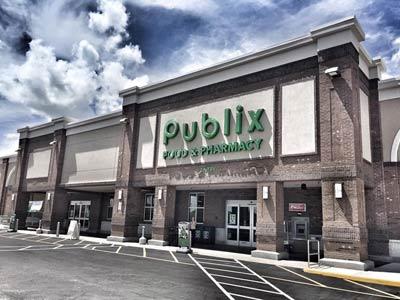 Grand Opening – Publix – New Bern, NC